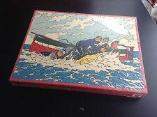 Puzzle Tintin Wavery Eldorado 1977 ETAT NEUF SOUS CELLO