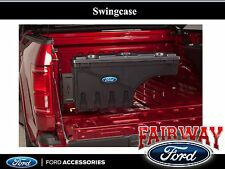 15 thru 16 Ford F150 OEM Genuine Ford Lockable Pivot Storage Bed Box - Passenger