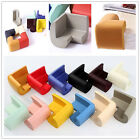 4 X Baby Safety Corner Cushions Desk Table Cover Protector Safe for Baby Kids KL