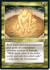 MAGIC THE GATHERING ICE AGE GOLD GHOSTLY FLAME