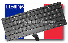 "Clavier Français Original Pour Apple MacBook Air 13"" A1369 A1466 2011-2015 NEUF"