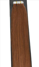 "Remy AAA 50g 16""18""20""22"" 45g Tape In Straight / Wavy 100% Human Hair Extensions"