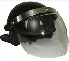 NEW ISRAEL IDF ANTI RIOT FACE SHIELD HELMET