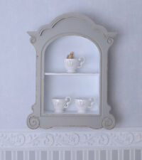 Wandregal Shabby Chic Regal Wandschrank Vintage Schrank Antik