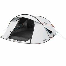 Quechua 2 Seconds Easy III FRESH & BLACK 3 Man Waterproof Pop Up Camping Tent