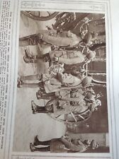 T1-7 Ephemera Ww1 Picture 1916 Indian Officers With State Coach