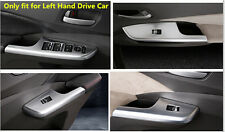 ABS Matt interior door cover armrest trim 4pcs For Honda CRV CR-V 2012-2015