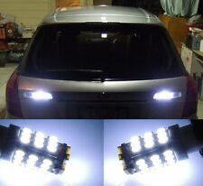 2x Super White 921 6000K LED Light Bulbs 1206 SMD 42 SMD LED Backup Reverse