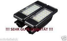 2x Kennzeichenleuchten LED Peugeot 207 / 207 CC 06-12 3014 SMD