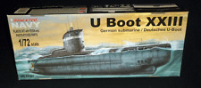 MPM Model Kit Special Navy German Submarine U-Boot XXIII WWII U Boat SN# 72001