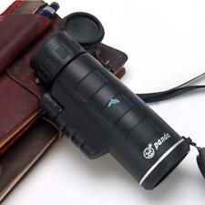 Day&Night Vision 40X60 HD Optical Monocular Hunting Camping Hiking Telescope DH