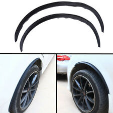 Fender Flares Arch Wheel Eyebrow Trim Protector Sticker Rubber Strip Universal