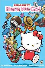 Hello Kitty: Here We Go! 1 by Jacob Chabot and Jorge Monlongo (2013, Paperback)