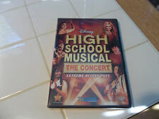 High School Musical: The Concert - Extreme Access Pass (DVD, 2007)