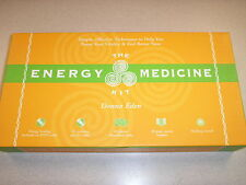 The Energy Medicine Kit by Donna Eden DVD CD Cards Booklet Crystal