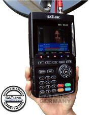 SATLINK WS-6940 SATFINDER der Extraklasse mit HDTV-Bild*** DEUTSCHER HÄNDLER