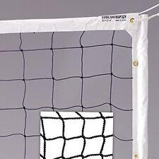 Volley Ball Net Regulation Size Heavy Duty Sport Pro Reinforced Quality New Set