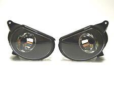 AUDI A3 2003-2008 Q7 2006- front bumper fog lights foglights (LH+RH) pair