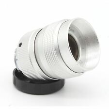 FUJIAN25mm f/1.4 C Mount CCTV TV Lens body silver for NEX EOS M Micro 4/3 FX N1