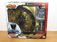 Bandai Kamen Rider Ryuki R&M EX Ryuga Dragblacker MIB 100% Complete masked