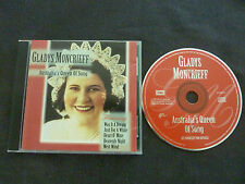 GLADYS MONCRIEFF AUSTRALIAS QUEEN OF SONG ULTRA RARE CD!