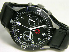 1960s Bundeswehr Military 3H Hand Winding Chronographen Watch