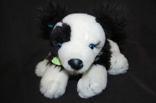 "GIRL SCOUT COLLIE PUPPY DOG BAKERS PLUSH 9"" BUILD A BEAR STUFFED ANIMAL LOVEY"