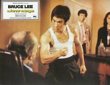 BRUCE LEE LA FUREUR DU DRAGON 1972 VINTAGE LOBBY CARD ORIGINAL #16