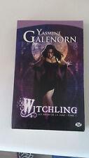 Yasmine Galenorn - Les Soeurs de la lune, tome 1 : Witchling