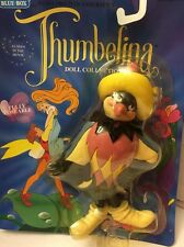 Blue Box Toys - Thumbelina the Movie - Doll Collection- Jacquimo - Don Bluth Ltd