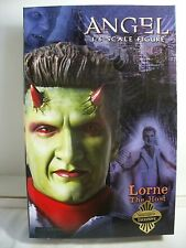 """ANGEL BTVS Sideshow Exclusive Lorne The Host Blue Suit 12"""" Figure NEW Limited ed"""