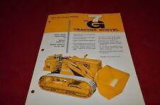 Allis Chalmers HD 7G Crawler Tractor Loader Dealer Brochure YABE11 ver51