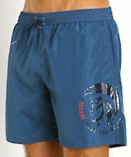 Diesel Mens Swim Beach Shorts Blue/Green Markred  XXLarge XXL Only The Brave