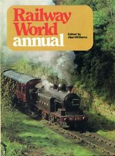 Williams, Alan (editor) RAILWAY WORLD ANNUAL 1974 1973 Hardback BOOK