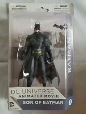 Dc Universe Animated Movie Son Of Batman BATMAN Action Figure.