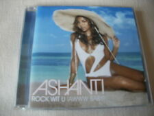 ASHANTI - ROCK WIT U - R&B CD SINGLE - PART 1