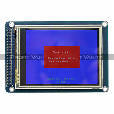 "SainSmart 3.2"" TFT LCD + Touch Panel & SD Reader for Arduino Mega2560 R3 Italia."