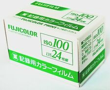 USD - 3 ROLLS FujiFilm Fujicolor 100 Industrial film ISO100 24 expo  Exp. 2018