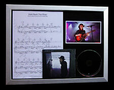 JAMES BAY Hold Back River TOP QUALITY CD MUSIC FRAMED DISPLAY+FAST GLOBAL SHIP