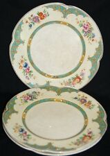 "1~JOHNSON BROTHERS PAREEK~BELGRAVIA~7"" Desert Plate~Scalloped"