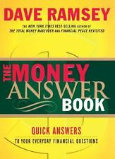 The Money Answer Book Quick Answers Financial Questions by Dave Ramsey Christian
