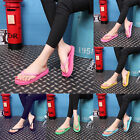 New Summer Women Casual Flat Shoes Beach Sandal Thong Slippers Flip Flop Shoes