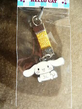 CINNAMOROLL MOBILE PHONE/PURSE CHARM BRAND NEW