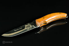 Coltello da Caccia Turistico Wolf - NT057 - SURVIVAL KNIFE