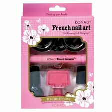Konad Stamping Nail Art French Nail Art Set Beauty Fashion
