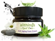 ANTI AGING MOISTURIZING FACE CREAM NATURAL PRODUCT All Things Equal Love