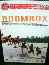 White Knuckle Presents Boombox (DVD, 2003) WORLDWIDE SHIP AVAIL!