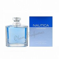 Nautica Voyage by Nautica For Men Edt. Spray 3.4oz 100ml * New in Box Sealed *