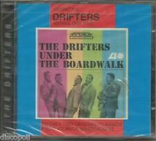 THE DRIFTERS - Under the boardwalk - CD 1996 SEALED