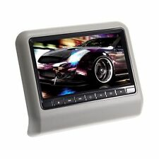 "NEW Style PLD93BK Headrest 9"" Video Monitor w/Built-in DVD/CD Player & HDMI Port"